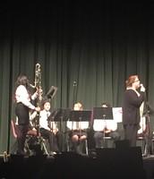 Clarinet Choir at Bryan Adams