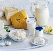 Eat to dairy produce