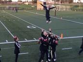 Basket Tosses at Rebel Field