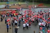 Balloon Launch 2015