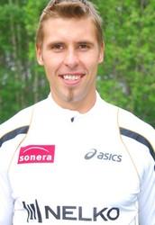 Tapahtuman virallinen liikuttaja on keihäänheittäjä Antti Ruuskanen.
