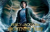 Percy Jackson The Lightning Theif