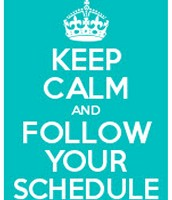 Follow Your Course Schedule