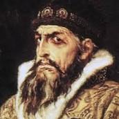 Ivan IV or Ivan the Terrible