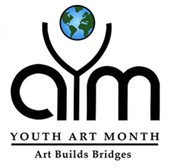 Youth Art Month Art Show