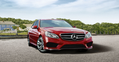 The New 2016 E350 Is Here