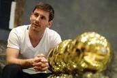 Lionel Messi's FACTS!