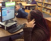 Ms. Ford enjoyed  learning how to code