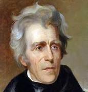 Why is Andrew Jackson a Zero?