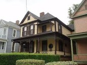 Dr. King's Home