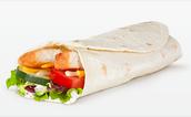 Premium McWrap Chicken & Ranch (Grilled)
