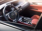 Features of Lexus GS