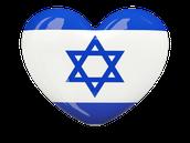 Israel Flag-by: Jaime Read