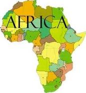 Big factors of Africa
