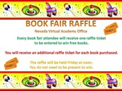 Book Fair Raffle