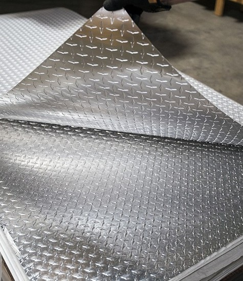 Aluminum Diamond Plate By Sizemetal Smore Newsletters