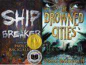 Ship Breaker Series by Paolo Bacigalupi