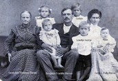 who is or was in his family