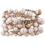 Lucia Pearl- Bracelet