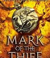 """Mark of the Thief""  RC 19 PTS / RL 4.5 / Lexile 740"