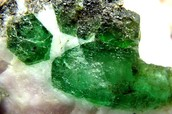 3. May's birthstone is the emerald which is emblematic of love and success.