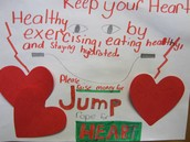 A healthy heart is a very good thing for everyone!