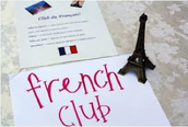 FRENCH CLUB - FRIDAY