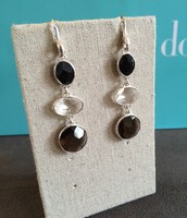 Twila Earrings Silver $15