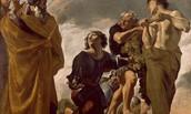 יהושוע והשומרי המשפט