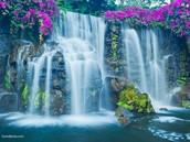Enki Falls