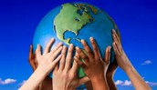 Todos juntos  podemos con el mundo