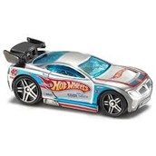 Hot wheels racing toy car