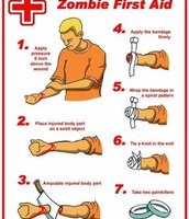 Zombie first aid