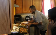 Pinto Beans, Fish, Cobbler and More