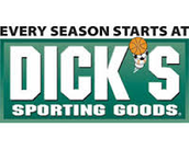 We are the best sporting goods shop there is!