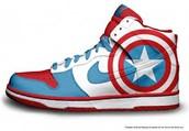 Captain America Nike