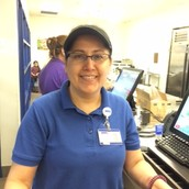 Meet the new addition to our staff:  Graciela Narvaez