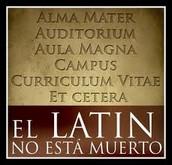 la importancia del latín en la educación