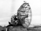 Detection radar