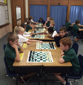 Chess Club Begins at HiC