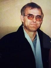 дідусь - Волков Геннадій Павлович