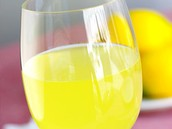 Sweet, fresh, and so fragrant !    It is a tradizional after-dinner lemon liqueur from South Italy.