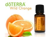DRAWING FOR THE FREE 5ML BOTTLE OF WILD ORANGE ESSENTIAL OIL