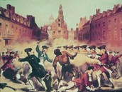 Only 5 people died in the boston massacre