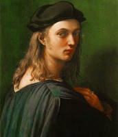 Portrait of Bindo Altoviti, 1512-1515
