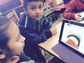 """App Smashing"" in 1st Grade"