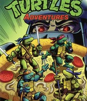TMNT Comic Books
