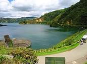 lake calima
