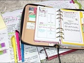 Why being organized is helpful