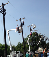 Texas Lineman Rodeo